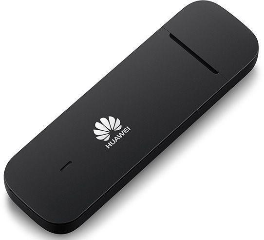 Модем Huawei E3372h-320 4G USB черный