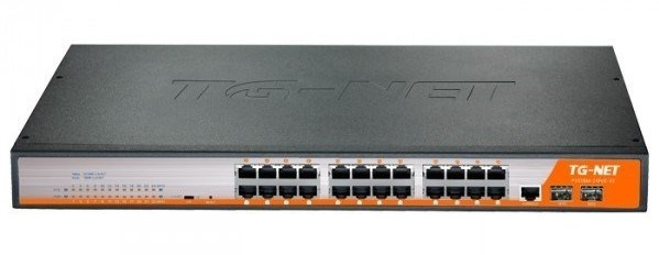 TG-NET P3026M-24PoE-450W-V3