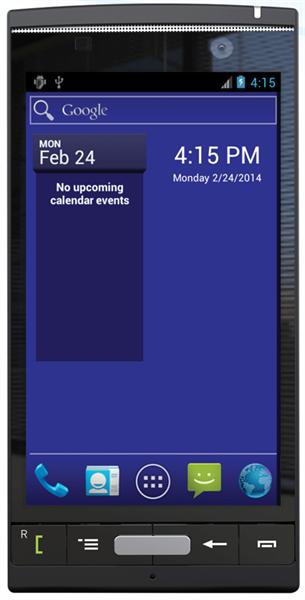 RTX 8140 Handset