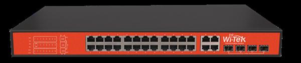 Wi-Tek WI-PS128GF-24V