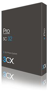 3CX Phone System Pro (Professional) 32SC, 1 год