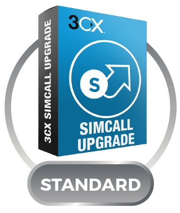 3CX Phone System Standard Upgrade с 16SC до 32SC