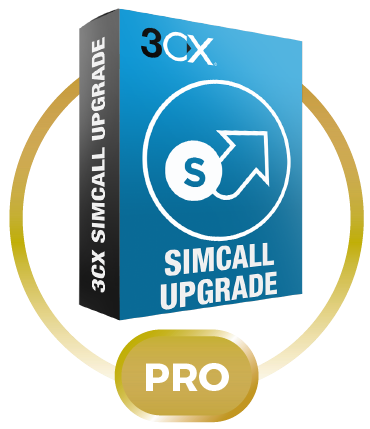 3CX Phone System Pro Upgrade с 16SC до 32SC
