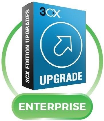 3CX Phone System Upgrade Pro 8SC до Enterprise 8SC