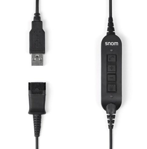 SNOM USB переходник для гарнитуры A100M и A100D