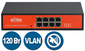 Wi-Tek WI-PS308G