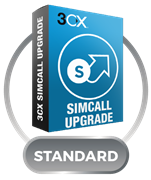 3CX Phone System Standard Upgrade с 16SC до 32SC