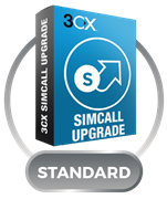 3CX Phone System Standard Upgrade с 32SC до 64SC