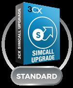 3CX Phone System Standard Upgrade с 256SC до 512SC