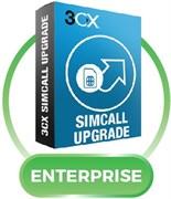 3CX Phone System Enterprise Upgrade с 4SC до 8SC